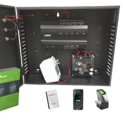 ZKAccess US inBio Access Control Panel Kits