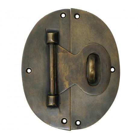 Gado Gado HLA2016 Oval Lock w/ Hook