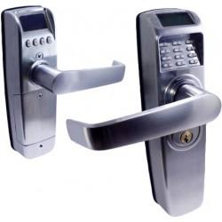 Westinghouse Security RTS-P Pin Code 2-3/4 Tubular Lock Grade 2 Latch