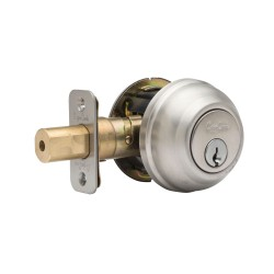 Copper Creek DB54 Heavy Duty Cylinder Deadbolt