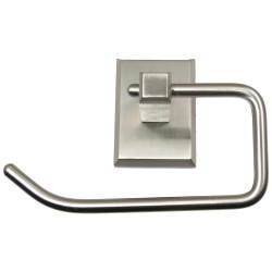 Rustic 870 Utica Satin Nickel Tissue Holder