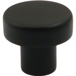 "Rustic 937 1 1/8"" Round Modern Knob"