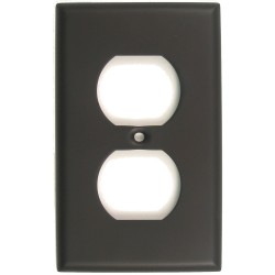 Rusticware 783 Single Recep Switchplate