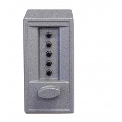 KABA Simplex 6200 Series Cylindrical Lock with Exterior Thumbturn
