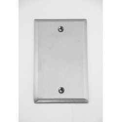 A'dor Traditional Blank Switchplate