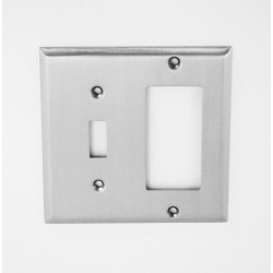 A'dor Traditional Rocker & Switch Switchplate