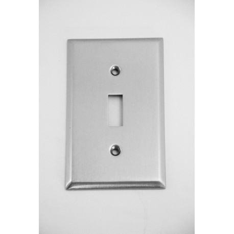 A'dor Traditional Single Switch Switchplate