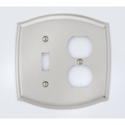 A'dor Colonial Outlet & Switch Switchplate