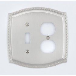 A'dor Rope Outlet & Switch Switchplate
