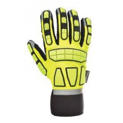 Portwest UA725 Safety Impact Glove Lined