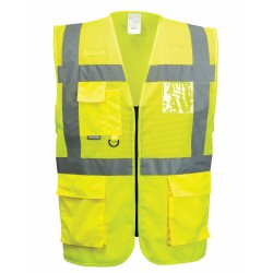 Portwest C496 Madrid Executive Hi-Vis Vest