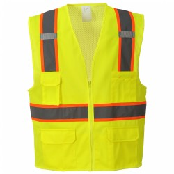 Portwest US372 Jackson Hi-Vis Executive Vest