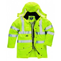 Portwest US427 Hi-Vis 7in1 Jacket