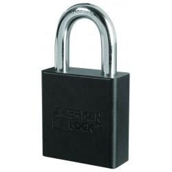 """A1205 American Lock Rekeyable Solid Aluminum Padlock 1-3/4""""(44mm)"""