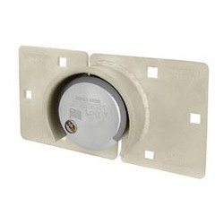 "A2500LHC1 American Lock  High Security Hasp with Solid Steel Lockbody 2-7/8"" (72mm)"