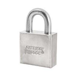 A50 American Lock  Solid Steel Non-Rekeyable Padlocks