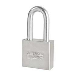 A51 American Lock  Solid Steel Non-Rekeyable Padlocks