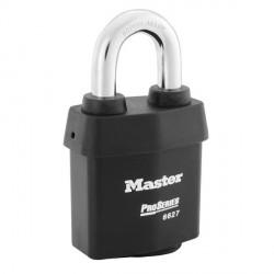 Master Lock 6627 Pro Series Key-in-Knob Padlock - Weather Tough