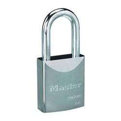"Master Lock 7041 ProSeries - Solid Steel Interchangeable Core Padlock 1-3/4"" (44mm)"