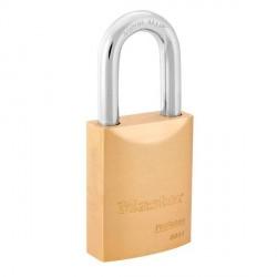 "Master Lock 6851 ProSeries - Solid Brass Interchangeable Core Padlock 2"" (51mm)"