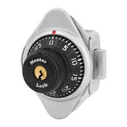 Master Lock 1671  Built In Combination Locker Lock