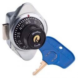 Master Lock 1676MKADA Built In Combination Locker Lock ADA