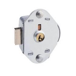 Master Lock 1710  Built In Key Operated Locker Lock