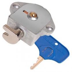 Master Lock 1790MKADA  Built In Key Operated Locker Lock ADA