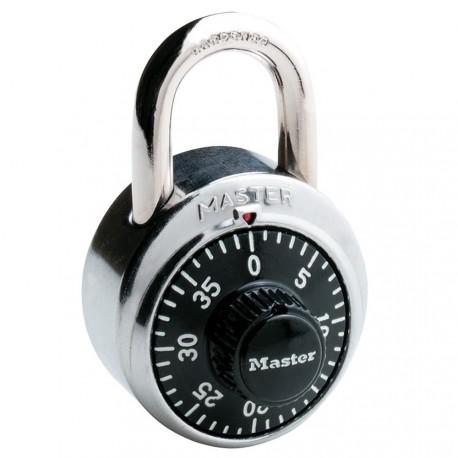 Master Lock 1502LFBLU 1502 Combination Padlock for Lockers