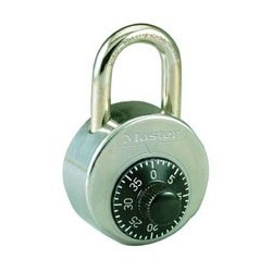 Master Lock 2002  High Security Combination Padlock