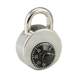 Master Lock 2002S  High Security Combination Padlock