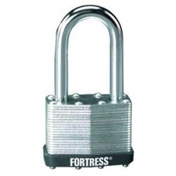 "Master Lock 1805D Fortress Series Laminated Steel Pin Tumbler Padlock, 2"" (51mm)"