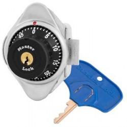 Master Lock 1651MKADA  Built In Combination Locker Lock ADA