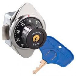Master Lock 1656MKADA  Built In Combination Locker Lock ADA