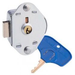 Master Lock 1714MKADA  Built In Key Operated Locker Lock ADA