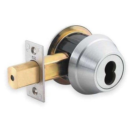 K2 Grade 2 Single Cylinder Deadbolt Less IC