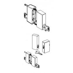 Adams Rite 4024, 4025, 4026 Cylinder Pulls for MS1847 Deadlocks and 5017 Wood Door Deadlock