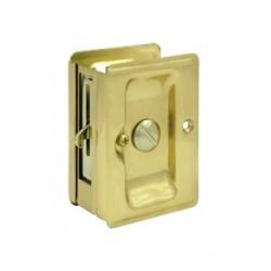 Deltana Adjustable Privacy Heavy Duty Pocket Locks