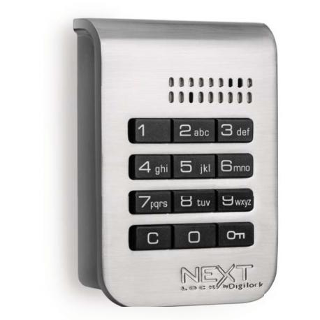 Digilock Cue Keypad Locker Lock