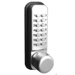 KABA Simplex LD450 Series Mechanical Pushbutton Door Knob Cipher Lock