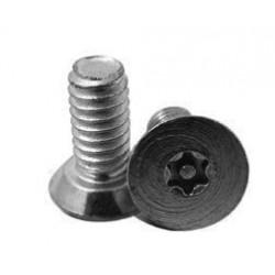 "HES 157 Tamper-Resistant Pin-in-Torx Screws (2) 12-24 UNC x 3/4"" FH"