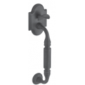 Baldwin Hardware Estate Series Evolved Canterbury Sectional Trim w/ 5020 Colonial Knob or 5455V Wave Lever