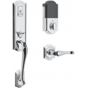 Baldwin Evolved Estate Series Bethpage Emergency Egress Handleset w/ 5077 Bethpage Knob or 5447V Bethpage Lever