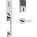 Baldwin Hardware Estate Series Minneapolis 3/4 Escutcheon Handleset Emergency Egress w/ 5162 Lever