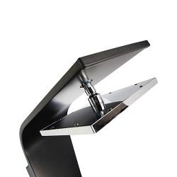 Dyconn SP7201-B Aluminum Alloy Black Shower Panel