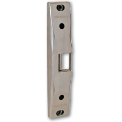 Von Duprin 6300 Series Surface Mount Electric Strike for rim exit devices Satin Stainless Steel