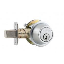 Schlage B560P Single Cylinder Deadbolt Lock