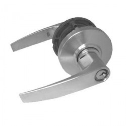 Schlage Saturn AL85PD Faculty Restroom Lever