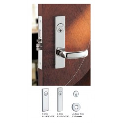 Schlage L9000 Extra Heavy Duty Mortise Lock w/ Standard Collection Lever