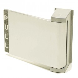 Value Brand Storefront Paddle Latch, Pull Reversible, Diecast (AL or DURO)